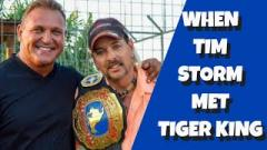 Tim Storm Likens Joe Exotic To That Neighbor You Say 'I Never Saw That Coming' About