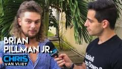 Brian Pillman Jr. Remembers Being At Home During Gun Angle With Stone Cold Steve Austin During Raw
