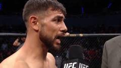 Yair Rodriguez Injured, Off UFC Fight Night: Magomedsharipov vs. Rodriguez