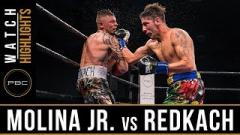 Report: John Molina Jr. Injured, Withdrew From Fight On Pacquiao vs. Thurman Main Card