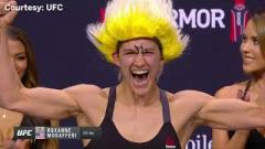 Roxanne Modafferi Derails Maycee Barber's Hype Train At UFC 246, Holly Holm Wins, Showtime Pettis Loses