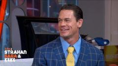 John Cena Matches $1 Million Donation For Veterans Foundation