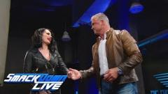 Vince McMahon Returns To SmackDown, Paige Officially Removed As General Manager
