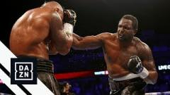 Dillian Whyte Reinstated As Interim WBC Heavyweight Champion