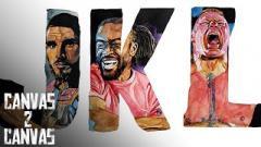 Fight-Size Update: Canvas 2 Canvas, Timothy Thatcher In Bloodsport, Miz TV