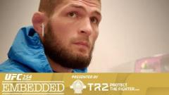 Watch: UFC 254 Embedded: Vlog Series - Episode 4