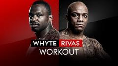WBC Confirms Dillian Whyte vs. Oscar Rivas As Heavyweight Title Eliminator