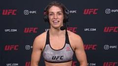 UFC Vegas 11 Bonuses: Khamzat Chimaev, Mackenzie Dern Make Bank