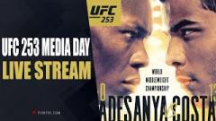 Watch: UFC 253 Virtual Media Day Live Stream At 10 a.m. ET