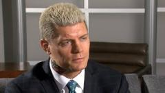 Cody Rhodes: 'If You Have A Problem With A Gay Man Receiving A Title Shot, You Can Kiss My Ass'
