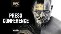 Watch: UFC 252: Press Conference At 8pm EST.