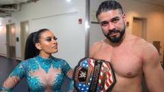 Report: Andrade Suspended For WWE Wellness Violation