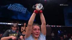 Report: Nicco Montano/Julia Avila II Moved To 9/5 UFC Card After Coach's Positive Coronavirus Test