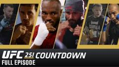 Watch: UFC 251 Countdown: Full Episode