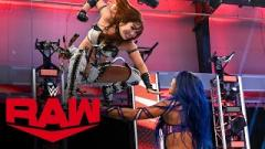 WWE Raw 7/13/20 Results: Women's Tag Title Match, Shayna Baszler Returns & Ruby Riott Wins A Match