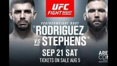 Video: UFC Mexico City: Rodriguez vs. Stephens Predictions