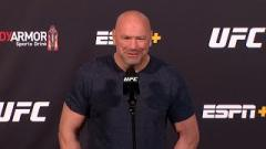 Dana White Says Cory Sandhagen/Aljamain Sterling Fight A Title Eliminator