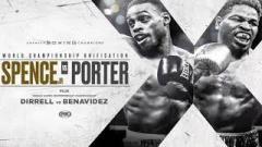 Errol Spence Jr. vs. Shawn Porter Media Conference Call Highlights, Full Audio