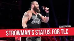 Report: Braun Strowman Slated To Be At Sunday's WWE TLC Pay-Per-View