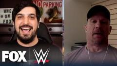 Steve Austin Tests His Knowledge Of 2001, Drew McIntyre On WWE A Crowd's Energy | Fight-Size Update
