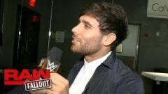 Noam Dar Talks His Injury Recovery Process, And WWE's Working Relationship With ICW