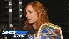 Becky Lynch Says She'd Prefer Her WWE TLC Match To Just Be Against Asuka Because She Earned It