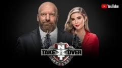 Triple H Talks to Cathy Kelly following NXT TakeOver: Toronto 2019