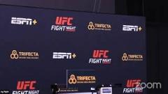 Watch: UFC Vegas 11 Weigh-ins Livestream