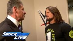 AJ Styles: Vince McMahon Wanted Me To Bring Out The 'Pitbull' After SmackDown Debut