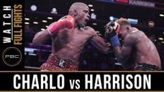 Fight-size Boxing Update: Harrison vs. Charlo 2, Garcia vs. Granados Purses, Dave Allen