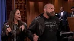 Triple H Discusses His Marriage To Stephanie McMahon And How They Balance Each Other