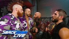 Sheamus And Tommaso Ciampa Said To Be Fine After Rough Spot On WWE SmackDown