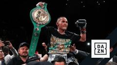 Juan Francisco Estrada Stops Dewayne Beamon In Nine Rounds To Retain WBC Super Flyweight Title