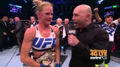 Holly Holm Gave Michelle Waterson Advice After UFC Tampa