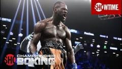 Report: Deontay Wilder Discussing Potential Multi-Fight Deal With Showtime