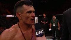 Movsar Evloev vs. Douglas Silva De Andrade Added To UFC 248