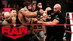 10/14/2019 WWE Raw Results: The Draft Ends, The Fun House Burns Down & New Tag Champs Are Crowned