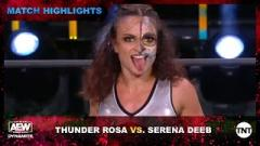 Billy Corgan Says Thunder Rosa Is Under NWA Contract Through 2021