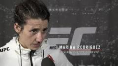 Report: Marina Rodriguez Injured, Off UFC Fight Night Fortaleza