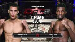Report: Jordan Williams Faces Nassourdine Imavov At UFC Fight Island 4