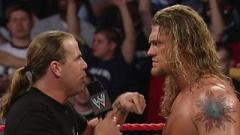 WWE Network Releasing New '24' Special About Edge's Return & New 'Untold' Chronicling HBK/Angle Feud