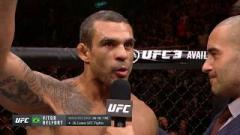 Vitor Belfort Says He's Coming Back Next Year