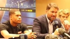 Exclusive: Devin Haney Said He Was Bummed Out Not Getting An Immediate WBC Lightweight Title Shot