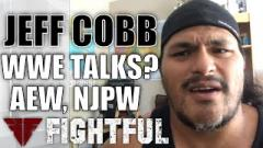 Jeff Cobb Says He Had WWE Talks, Speaks About NJPW Strong, Why He Hasn't Been Back To AEW