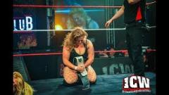 Viper Sees No Reason Why She Can't Win The ICW World Heavyweight Championship