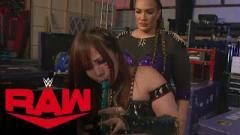 Kairi Sane Sustains Cut At WWE Raw Tapings | Exclusive