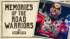 Memories Of The Road Warriors, Ken Jeong And RJ City Set For 10/7 WWE The Bump | Fight-Size Update