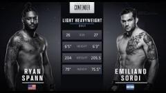 Report: Jim Crute Faces Ryan Spann At UFC 234