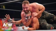 Official AEW Rankings (11/22/19)