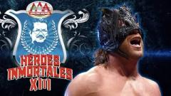 AAA Heroes Inmortales XIII Results (10/19): Omega vs. Fenix, Four-Way Tag Cage Match, More